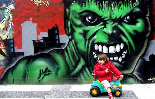 Prenez garde, un Hulk colérique se cache parfois derrière un enfant innocent…