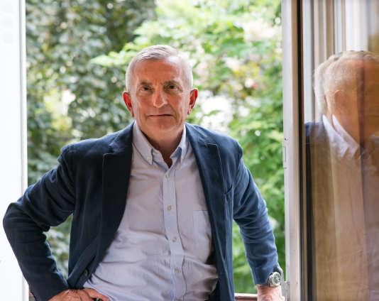 Le général Vincent Desportes, désormais à la retraite, enseigne à Sciences Po Paris.
