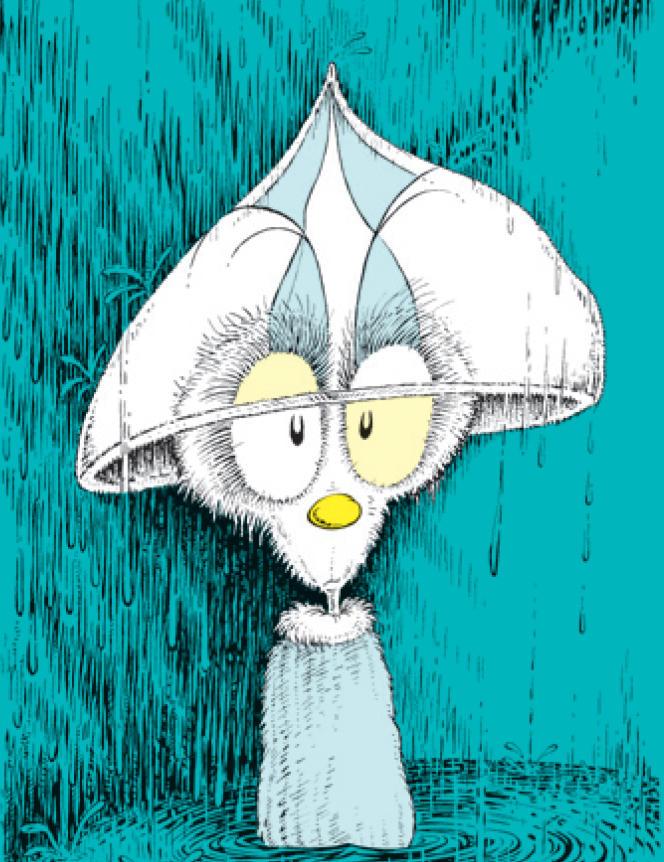 Extrait du «Chat chapeauté», du Dr. Seuss.