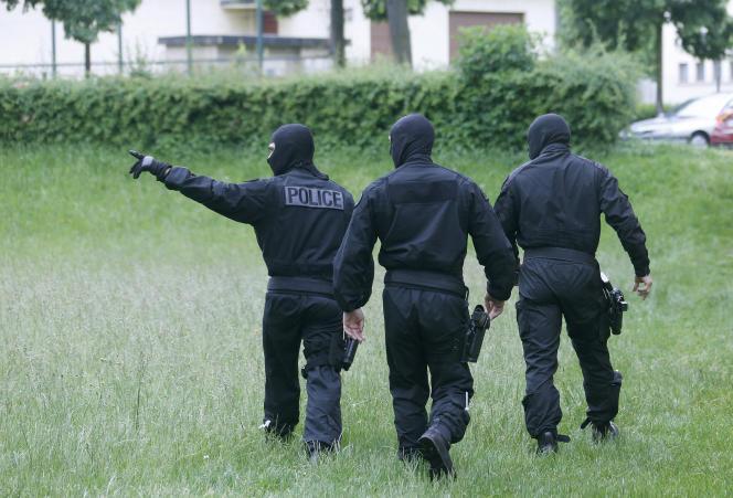 Cinq personnes ont été interpellées dans la nuit de samedi à dimanche21 novembre à Strasbourg.