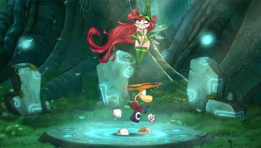 «Rayman Legends» renoue avec le jeu en 2D, la création en petite équipe et la puissance libérée du dessin d'animation.