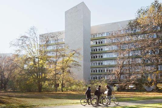 Berlin-Ouest à bicyclette, pour porter un autre regard sur la ville.