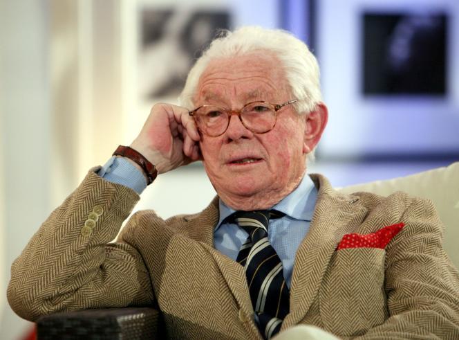 David Hamilton en 2007.