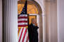 Donald Trump le 20 novembre 2016 à Bedminster Township, New Jersey.
