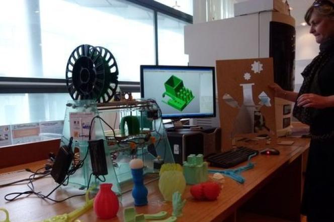 L'école d'ingénieurs nancéienne s'est équipée d'un fab lab.