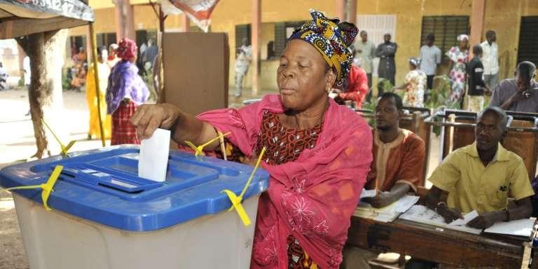 A Bamako, le 20 novembre 2016, pour les élections municipales.