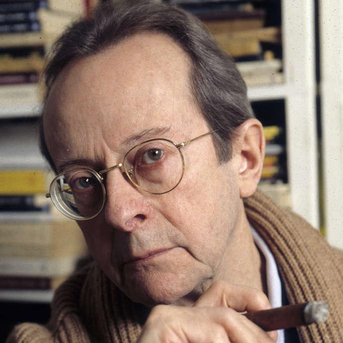 André Ruellan en 1991.