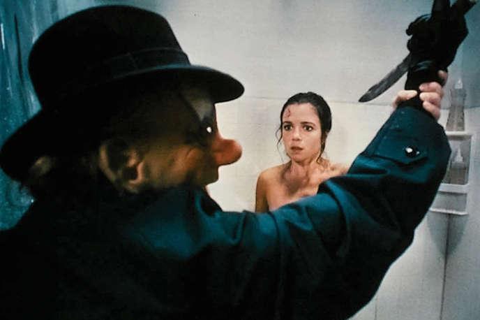 Image extraite du film «Massacre dans le train fantôme» de Tobe Hooper.