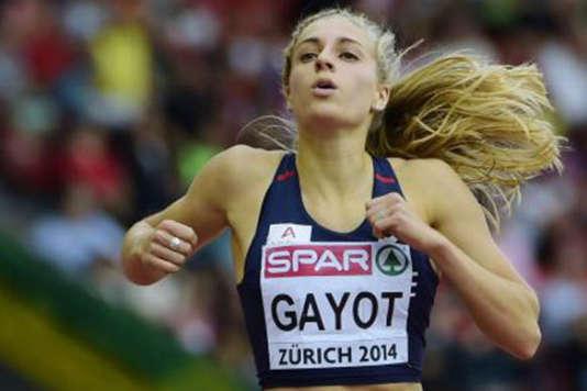 Marie Gayot, élève à l'UTC Compiègne, s'est classée sixième aux JO de Londres en 2012 avec le relais 4x400m.