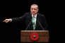 Le président turc Recep Tayyip Erdogan lors d'une cérémonie officielle, le 3 novembre 2016.