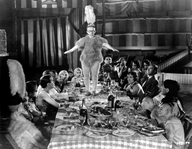 Image extraite du film «Freaks» de Tod Browning.