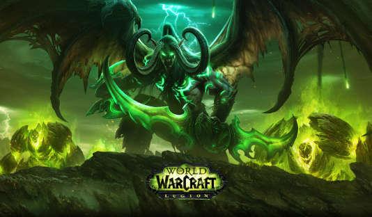 «Legion», la sixième extension de« World of Warcraft», est sortie le 30 août.