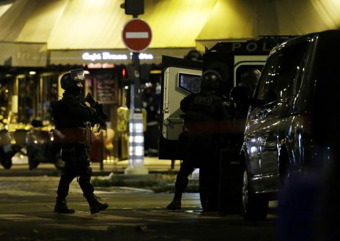 Les attentats de la nuit du 13 novembre 2015 à Paris ont fait 130 morts.