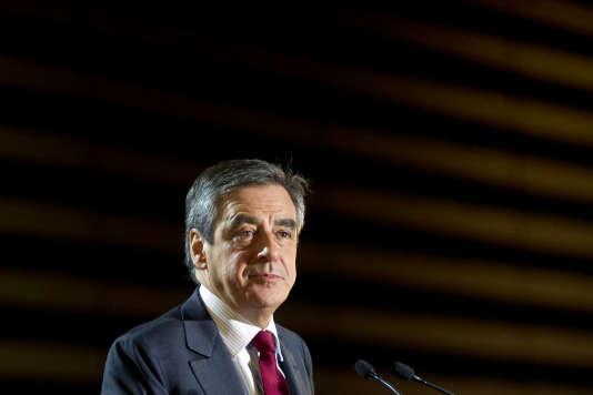 François Fillon, mardi 22 novembre