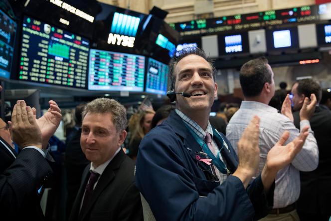 L'action la plus chère de Wall Street a bondi de 16%, mardi 22novembre, depuis l'accession au pouvoir de Donald Trump.