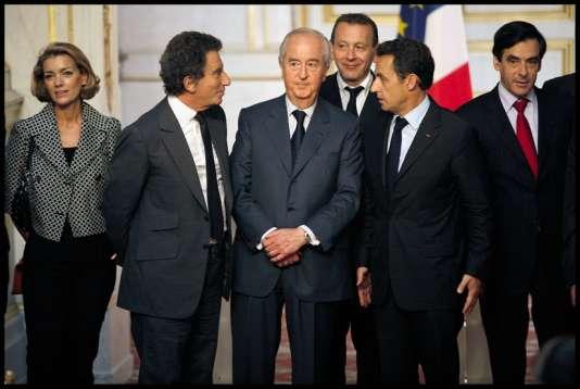 En 2007, la juriste participait au comité Balladur sur la modernisation de la VeRépublique.