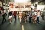 Manifestation féministe de l'Alliance des femmes du tiers-monde, en soutien à Angela Davis, à New York, le 26 août 1970.