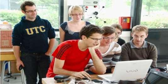 Des étudiants de l'UTC ont remporté les « 24 heures de l'innovation» en imaginant une salle de fitness valorisant l'énergie produite par ses clients.