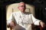 Le pape François au Vatican le 16 novembre.