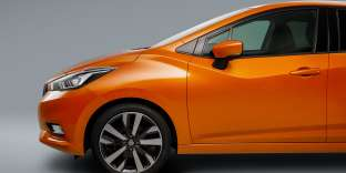 La Micra de Nissan.