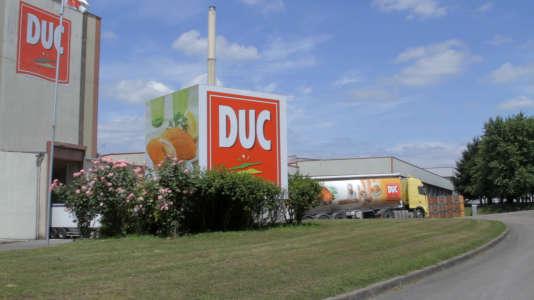 Le site Duc de Chailley dans l'Yonne.