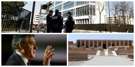 Gardes à vue, intox sur Fillon, nécropole égyptienne : l'essentiel du 24 novembre à 8 heures