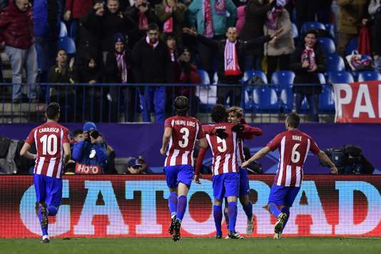 L'Atlético Madrid a poursuivi son sans-faute en Ligue des champions avec un cinquième succès en cinq matchs, mercredi à domicile contre le PSV Eindhoven (2-0).