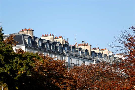 A Paris, le prix des appartements dans l'ancien a progressé de 3,6 % au troisième trimestre 2016 (en rythme annuel).