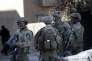 Soldats américains à Mossoul (Iraq) le 23 novembre.