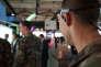BANG assure la protection auditive du soldat et lui permet de communiquer.