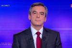 François Fillon au débat de la priaire du 24 novmbre