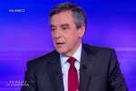 François Fillon, le 24 novembre sur France 2, lors du débat de l'entre-deux-tours de la primaire de la droite.