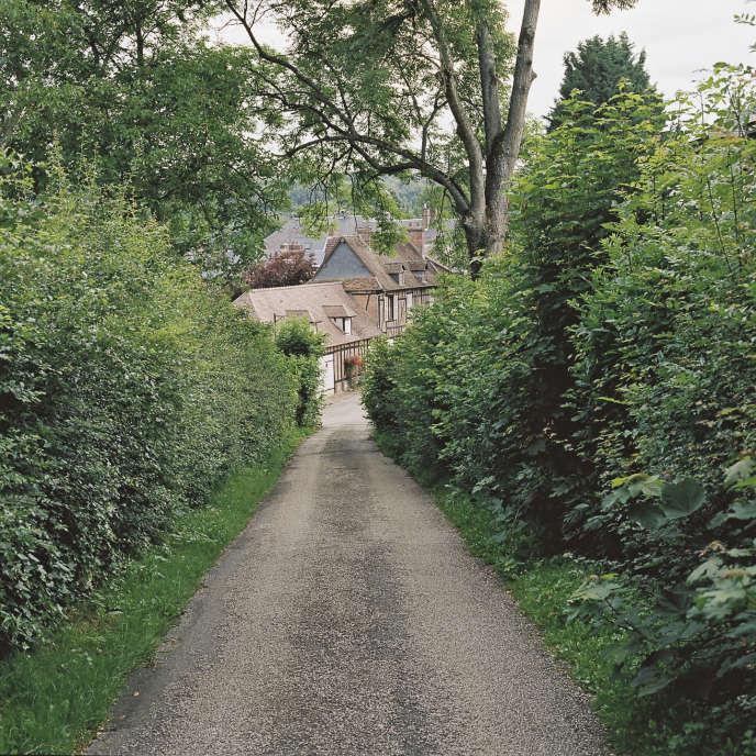 Lyons-La-Forêt, en Normandie.