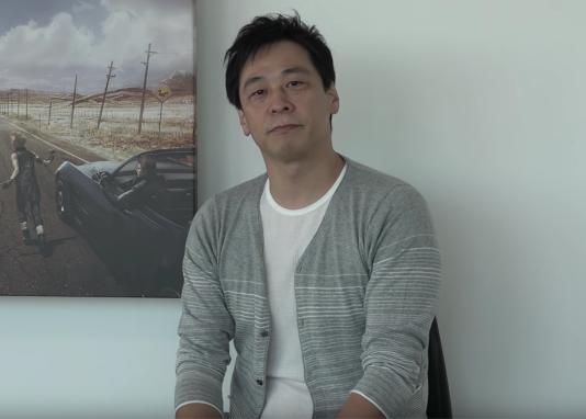 Hajime Tabata, réalisateur de «Final Fantasy XV», le jeu qui ne devait plus voir le jour.