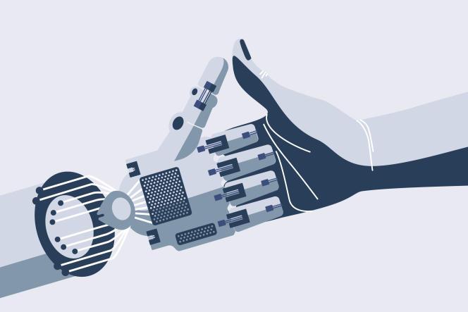 En 2014, jusqu'à 15% de toutes les contributions sur Wikipédia étaient effectuées par des«bots».