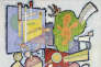«Complexité simple (Ambiguité)» (1939), de Kandinsky, huile sur toile, 100 x 81 cm.