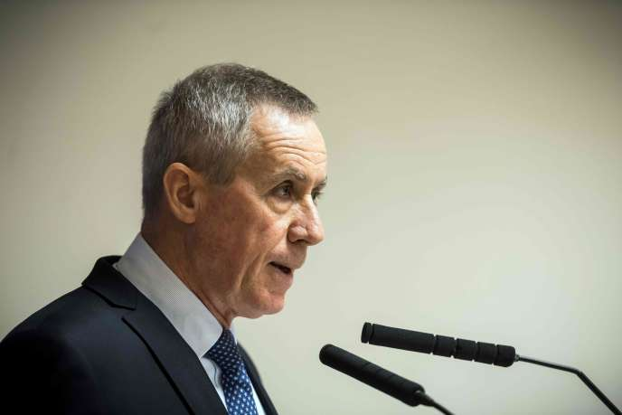 François Molins quittera ses fonctions en novembre après avoir passé sept ans à la tête du parquet antiterroriste.