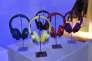 Des casques Sony présentés au Consumer Electronics Show de Las Vegas, début janvier.