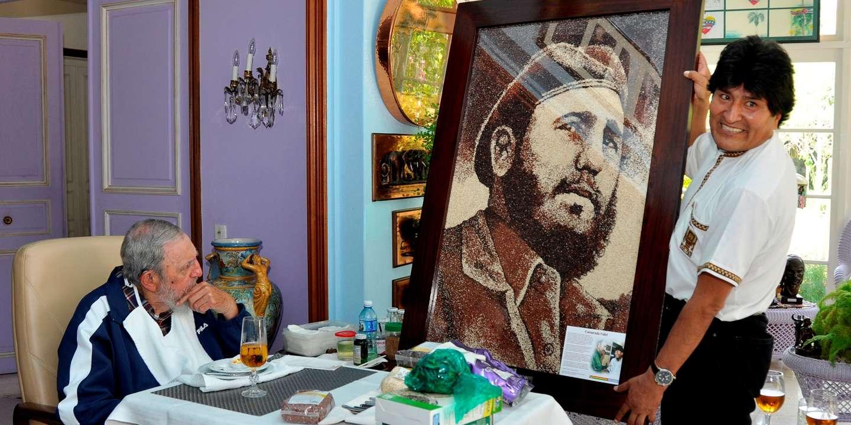 Cuba Et Castro Une Histoire D Espoir Et De D 233 Sesp 233 Rance border=