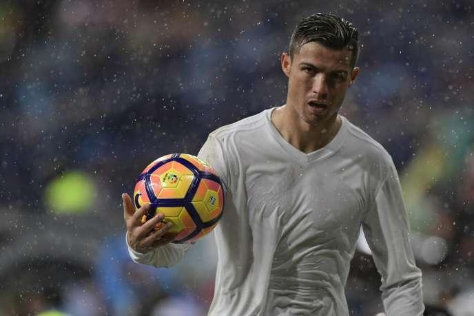 Le joueur du Real Madrid Cristiano Ronaldo, le 26 novembre 2016.