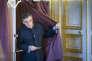 «La mobilisation en dehors des frontières partisanes a réussi, mais elle n'a pas bénéficié à Alain Juppé, car la sortie du cercle partisan ne s'est pas accompagnée d'une ouverture idéologique» (Photo: François Fillon vote à la mairie du 7e arrondissement, à Paris, dimanche 27 novembre).