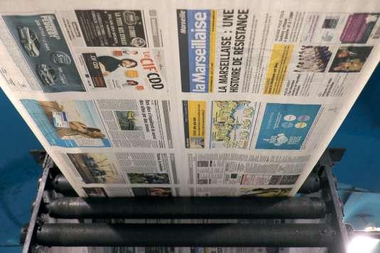 Ce journal septuagénaire, qui emploie 117 salariés dont 57 journalistes, avait déjà connu de graves difficultés avec un premier redressement judiciaire il y a tout juste deux ans, en novembre 2014.