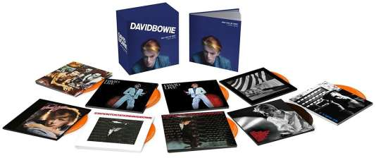 David Bowie:«Who Can I Be Now? (1974-1976)».