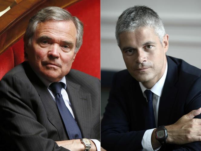 Bernard Accoyer et Laurent Wauquiez.