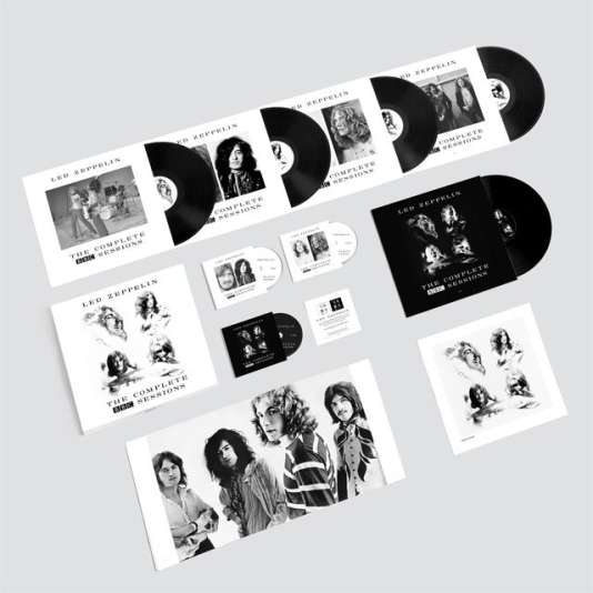 Led Zeppelin : « The Complete BBC Sessions »