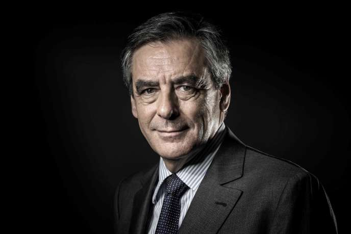 François Fillon, le 25 novembre 2016.