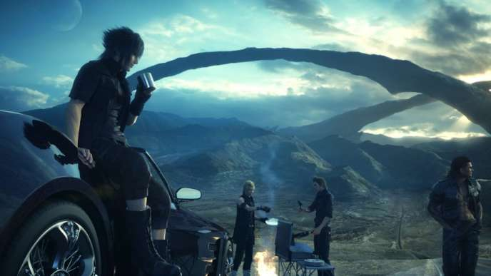 « Final Fantasy XV».