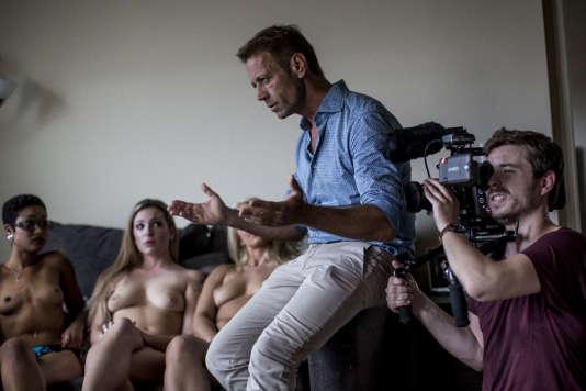 Rocco Siffredi dans ledocumentaire français de Thierry Demaizière et Alban Teurlai,«Rocco».