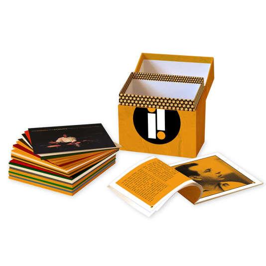 «Impulse! - 1961-1974», 25 albums de la compagnie phonographique Impulse!.