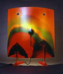 La Lampe Tchador, manifeste contre les femmes voilées, 2000.